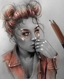 Unique Style of Drawings by...
