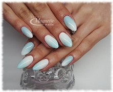 Ombre Oops! Nails by Monika...