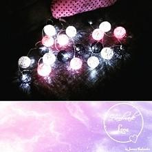 Cottonballs robione przeze mnie :) serdecznie zapraszam do odwiedzenia i polubienia mojej strony na facebooku: handmadelove