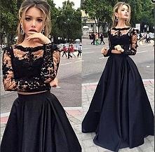 Suknia idealna, a do tego świetne upięcie
