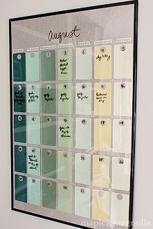 sposób na kalendarz
