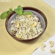 ryż z miętą