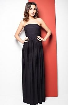 Katrus K252 sukienka czarna...
