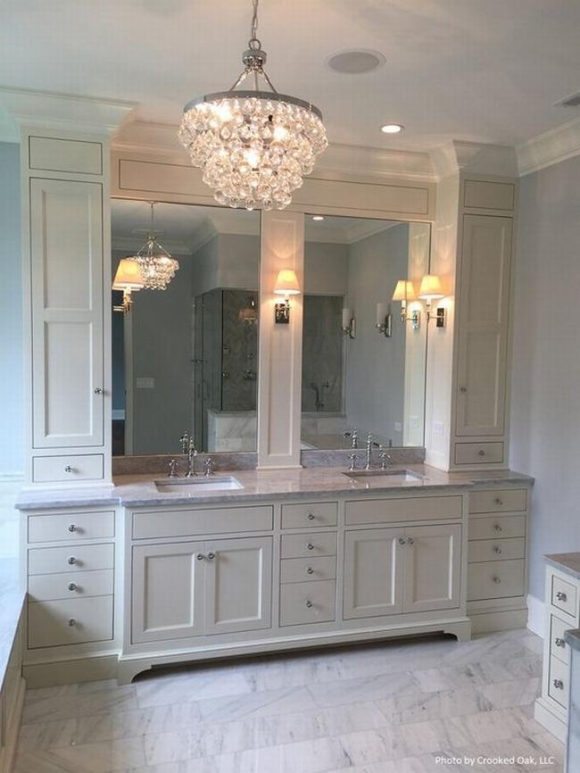 Typowa łazienka Amerykańska To Standardowy Amerykański