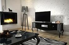 Aranżacja mebli Rom Design stolik rtv i ława