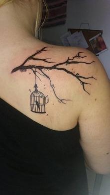 Jest i pierwszy tatoo z Lutego <3