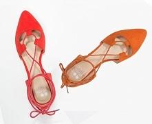 sandały sznurowane idealne ...