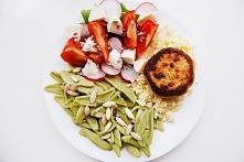 Czym zastąpić mięso w posiłku?  Kotletami z ciecierzycy!  Przepis - na blogu ;)