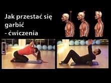 Jak przestać się garbić - ćwiczenia Ćwiczenie Dnia Odcinek#16 [Trener TV ]