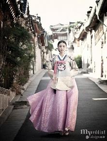 Hanbok,Korea Południowa <3
