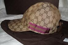 Gucci baseball cap GG Muster