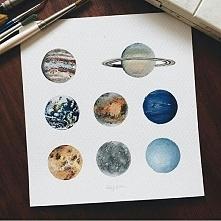 Planety.