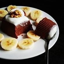 Dietetyczny mus czekoladowy bez cukru