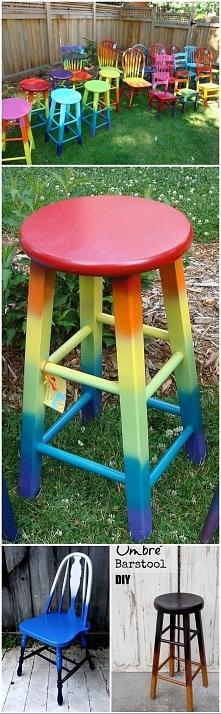 stare krzesła nowy pomysł
