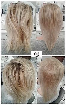 blond blond blond... wiele ma odcieni, choć ostatnio kobiety lubią te bardzie...