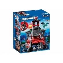 Zestaw Playmobil 5480 - Tajemnicza Smocza Twierdza ze Smokami dla Dzieci od lat 5.  Idealny zestaw dla miłośników smoczych opowieści. Smoczą twierdzę tworzą dwa smoki, dwaj azja...