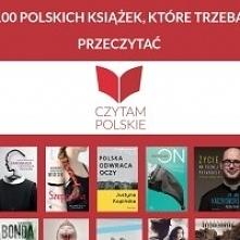 100 polskich książek, które trzeba przeczytać [klik]