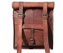 Skórzany plecak VINTAGE PAX...