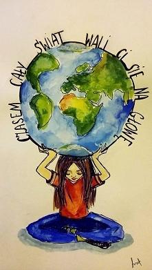 Gdy mój świat się wali to r...
