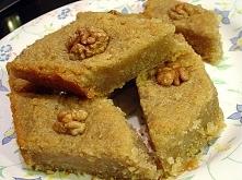 Ciasto arabskie mega słodkie i smaczne.  Przepis po kliknięciu w fotkę :)  Sm...