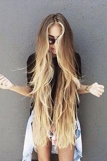 Pierwszy raz chyba napiszę, że te włosy są jednak trochę za długie - oczywiśc...