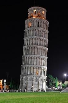 Piza, Włochy  Krzywa Wieża ...