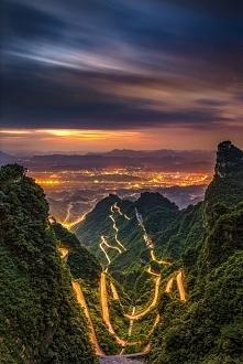 Zhangjiajie, Chiny