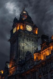 Edynburg, Szkocja, Anglia