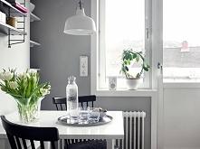 Kuchnia, minimalizm, biel, ...