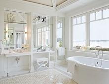 Biała łazienka, łazienka w kolorze białym - Jak urządzić białą łazienkę w sty...