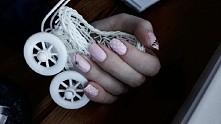 pink nails ❤