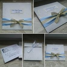 w dniu ślubu. Ozdobna koperta z życzeniami.  #ręcznierobione,