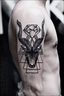 Mam ostatnio słabość do takich tatuaży...