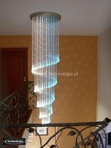 Nowoczesne lampy LED firmy e-technologia to bardzo eleganckie dekoracje, podś...