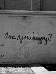 Czy jesteś szczęśliwy?