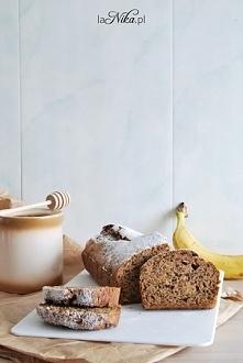 Chlebek bananowy. Przepis po kliknięciu w zdjęcie