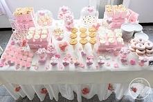 Słodki Bufet Pudrowe Marzenie