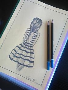 Kolejny rysunek inspirowany...