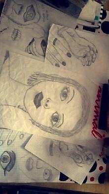 poudaje, że jestem artystą ;D
