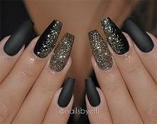 czarne ...