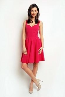 Różowa mini sukienka idealn...