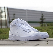 BUTY DAMSKIE NIKE AIR FORCE 1 MID GS 314195-113