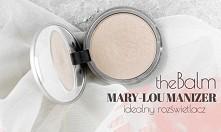 The Balm Mary Lou Manizer rozświetlacz
