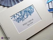 Zaproszenia ślubne. Galeria Metier