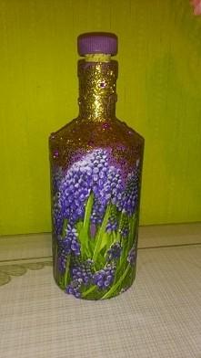 taka oto buteleczka zrobiona z nudów