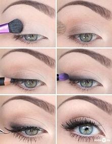 Lekki makijaż ♥