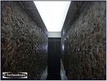 nowoczesny korytarz światło...