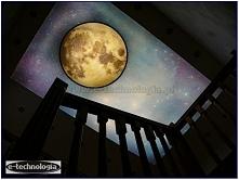 sufit z księżycem sufit z n...