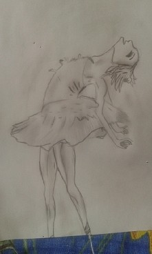 Baletnica. Co myślicie?