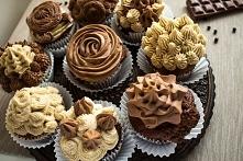Chocolate-mocha cupcaceks- my sweet diary facebook